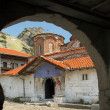 Stock Photo: Macedonia, Treskavec Monastery