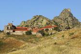 Macédoine, monastère de treskavets, zlatov vrv montagne — Photo