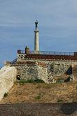 Serbia, Belgrad, Kalemegdan Fortress — Foto de Stock