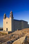 Spain, Galicia, Muxia, Virxe de la Barca Sanctuary — Stock Photo