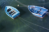 Spain, Galicia, Cee, Fishing Boats — Stock Photo