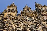 Spain, Galicia, Santiago de Compostela, Cathedral — Stock Photo