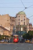 Poland, Upper Silesia, Zabrze, former Admiralpalast Building — Foto Stock