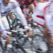 Cycling race — Stock Photo