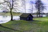 Miniature lodge — Stok fotoğraf
