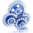 Gears — Stock Photo #27809275