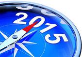 Compass 2015 — Stock Photo