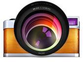 Camera — Stockfoto