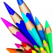 Colored pencils — Lizenzfreies Foto