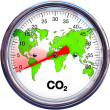 Stock Photo: Reduce CO2