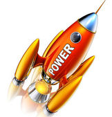 Rocket — Stock Photo