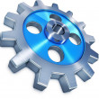 Cogwheel — Stock Photo