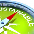 Sustainable — Stock Photo