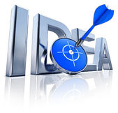 Idea icon — Stock Photo