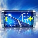 Green energy — Stock Photo #31849433