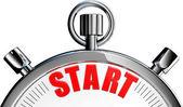 START — Stockfoto