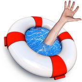 Rescue — Stock Photo