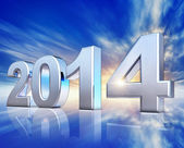 2014 — Stock Photo