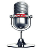 On air — Stock Photo