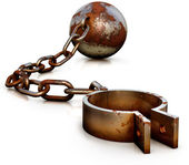 Shackle — Stock Photo