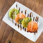 Caprese Starter Salad — Stock Photo #27780539