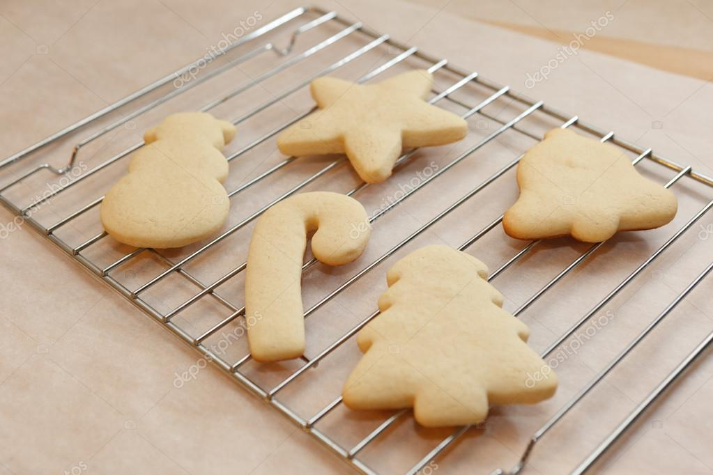 undecorated sugar cookies