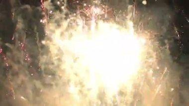 Fireworks Compilation — Stock Video