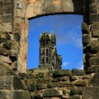Foto de Stock  : Kirkstall Abbey