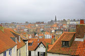 Whitby Rooftops — Stock Photo