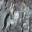 Stock Photo: Rock face