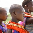 Women of the Samburu tribe — Foto Stock