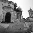 Ruin of SassiMonastery — Stock Photo #29412481