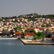 View to Argostoli Kefalonia — Stock Photo