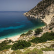 Coastline in Kefalonia — Stockfoto