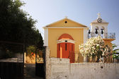 Greek Church Kefalonia — Stock Photo