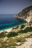 Coastline in Kefalonia — Stock Photo