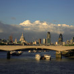 London city view — Stock Photo