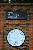Royal Observatory Greenwich — Stock Photo