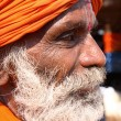 Stock Photo: Old Man, Goa, India