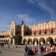 Stock Photo: Cloth Hall, Krakow, Poland