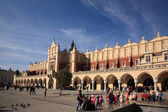 Cloth Hall, Krakow, Poland — Stock Photo