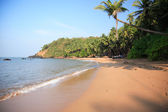 Goan beach — Stock Photo