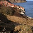 View to Robin Hoods Bay — Stock Photo #30953977