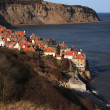Robin Hoods Bay view — Stock Photo #30954219