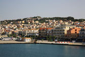 View of the capital of Kefalonia — ストック写真