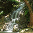 Stock Photo: Tranquil waterfall Turkey