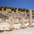 Roman Basilica at Ephesus — Stock Photo