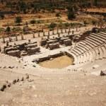 The Odeon Theatre Ephesus — Stock Photo