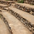 Stock Photo: Seats of OdeTheatre Ephesus