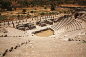 The Odeon Theatre Ephesus — Stock Photo